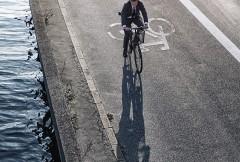 Male-biker