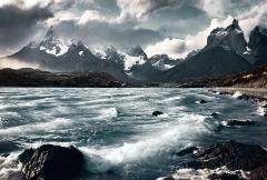 Stormy-lake