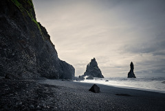 Black-Beach-