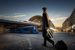 Siemens-CGI train-tram